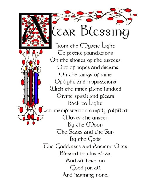 photo regarding Printable Book of Shadows identify Reserve of Shadows Blessing (Printable Spell Webpages) My Witchy